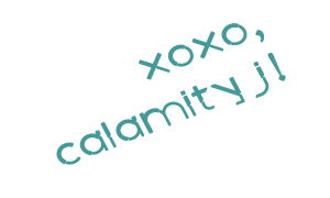 calamity j sig